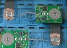 Set van 10 123electric BMS boards