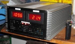 Lader 116,8V 22A
