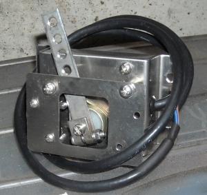 Throttle potbox