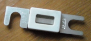 Zekering 500A, 80V